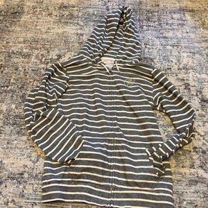 Obey striped Hoodie